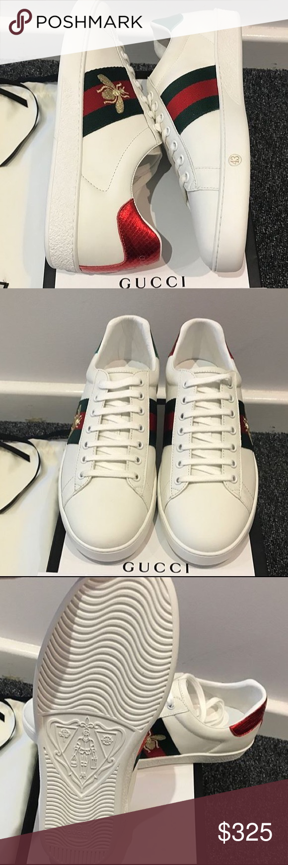 c748dd0060018 Gucci Ace bee Sneakers Original. Come with original box and dust bags Gucci  Shoes Sneakers