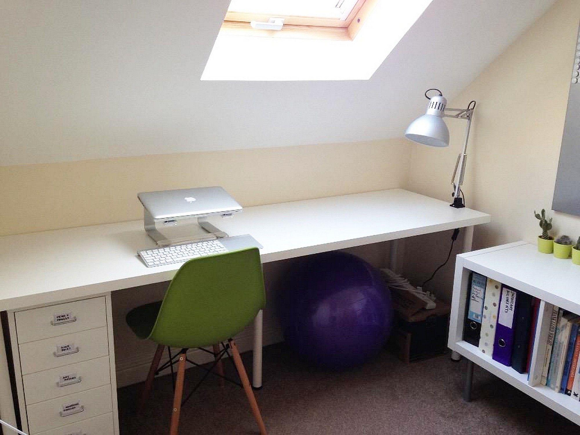 Ikea desk top linnmon with adils legs combinaton office ideas