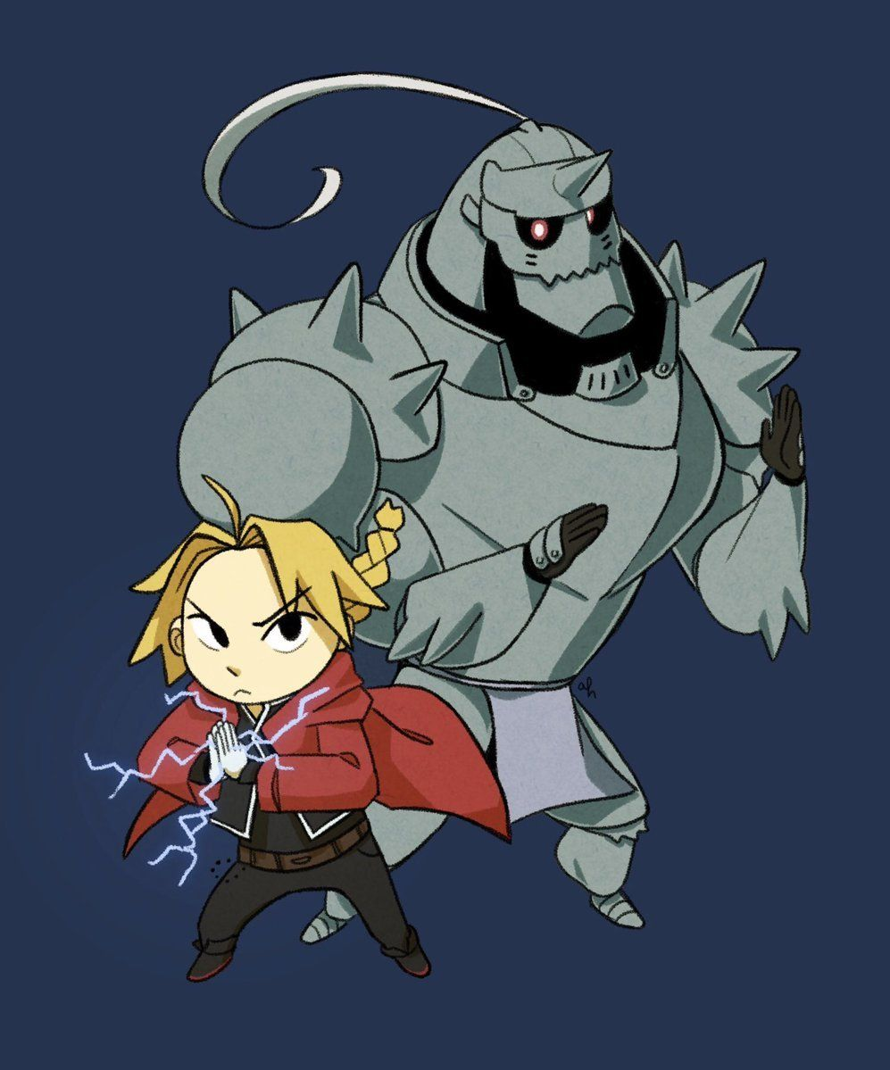 Pin by Batsamurai on Fullmetal Alchemist (With images
