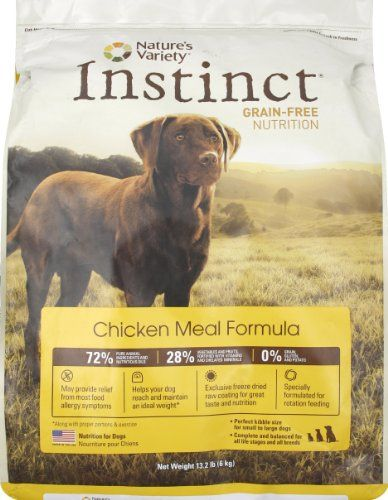 30 99 30 99 Nature S Variety Dry Dog Food Instinct Grain Free