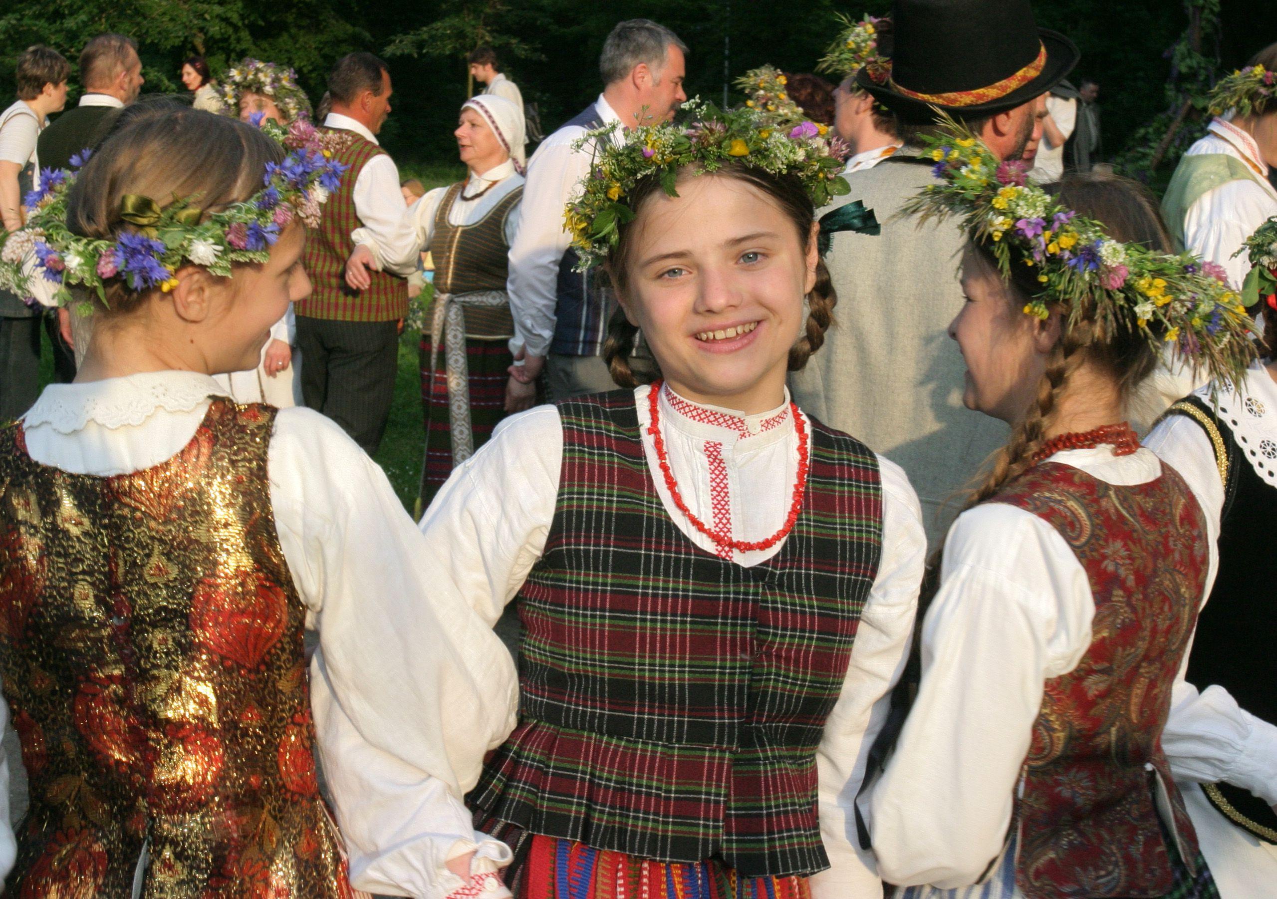 народ литовцы картинки формирования