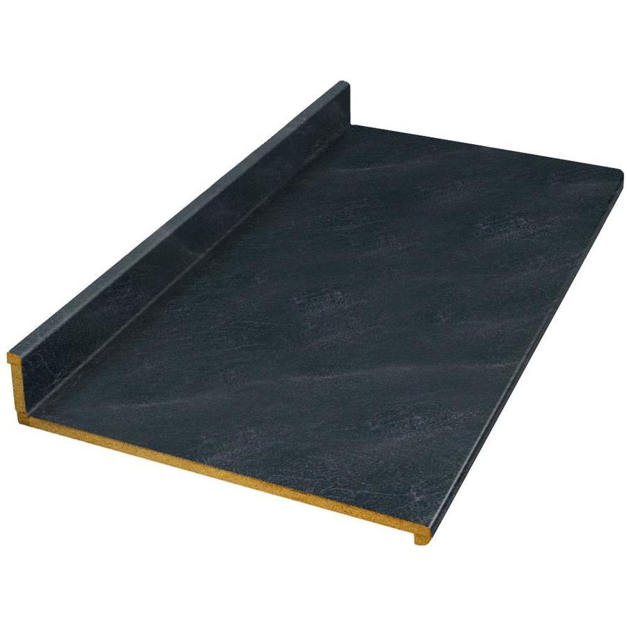 Vt Dimensions Formica 10 Ft Basalt Slate Straight Laminate Kitchen