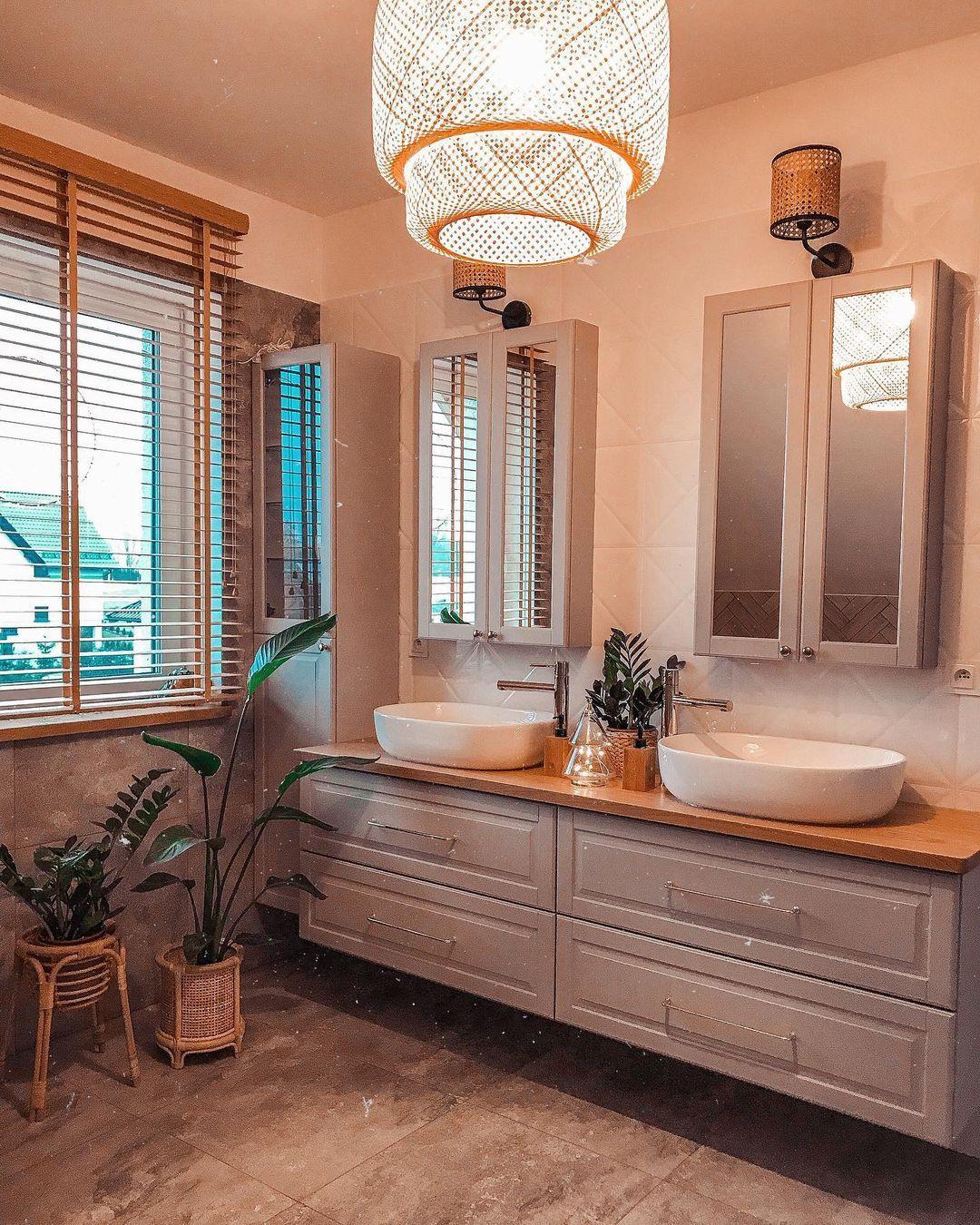 Natalia Ziarkowska On Instagram Dzien Dobry Kochani Jest Jest W Koncu Moge Wam Pokazac Efekt Naszej In 2021 Bathroom Design Decor Bathroom Design Design