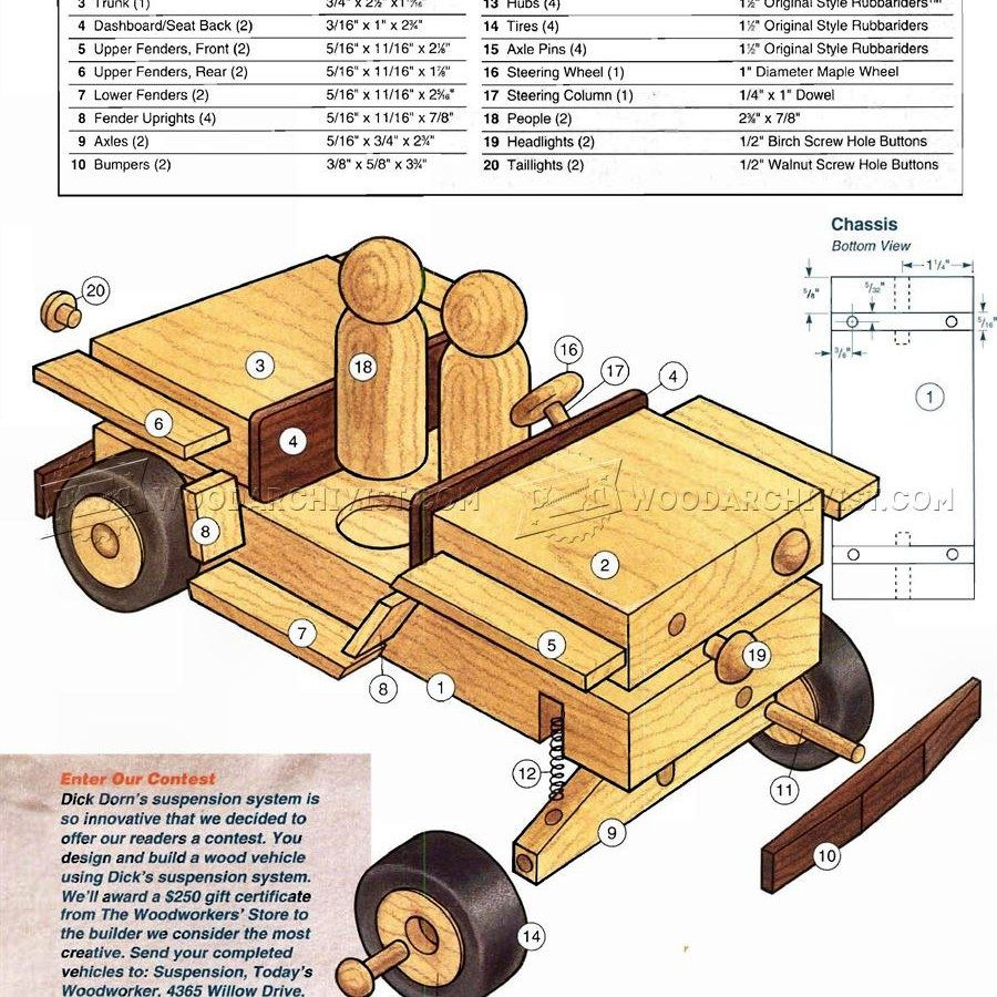 wooden toy plans designs no. 712 smart wooden toy designs