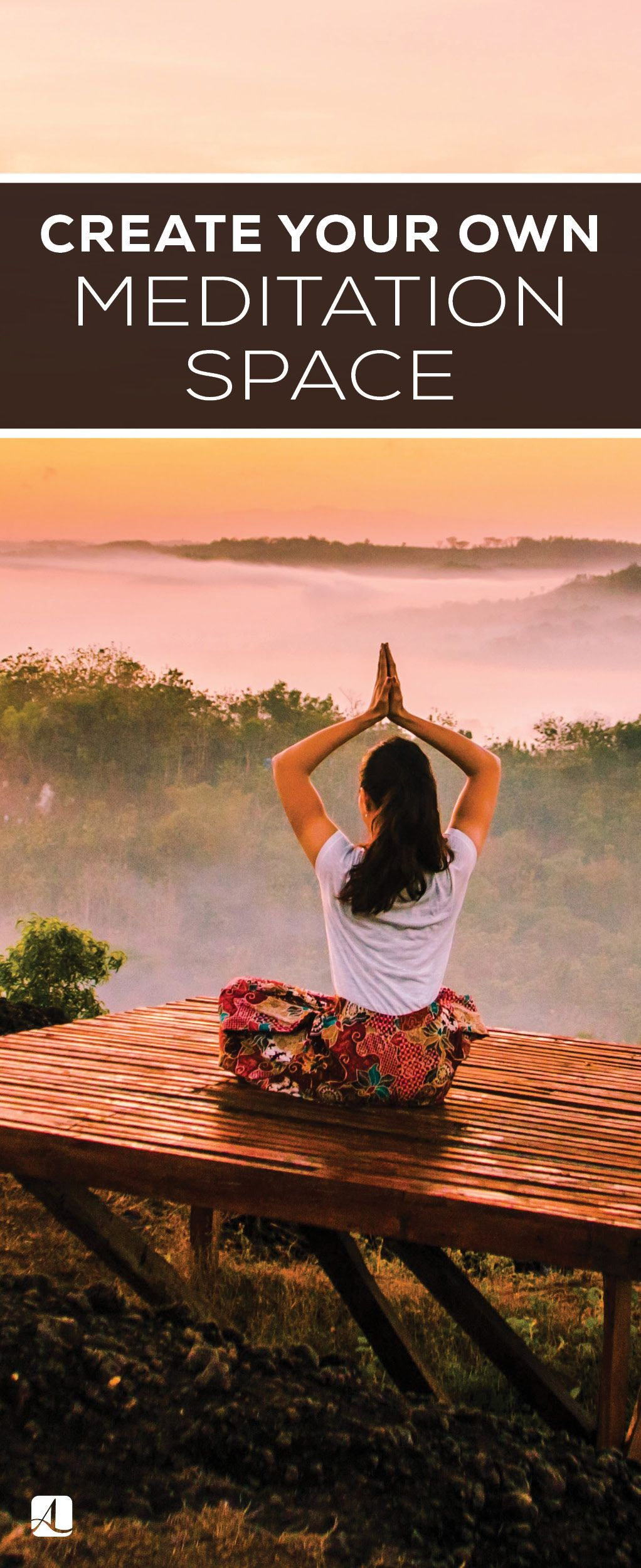 How to Create Your Own Meditation Space | Meditation space ...