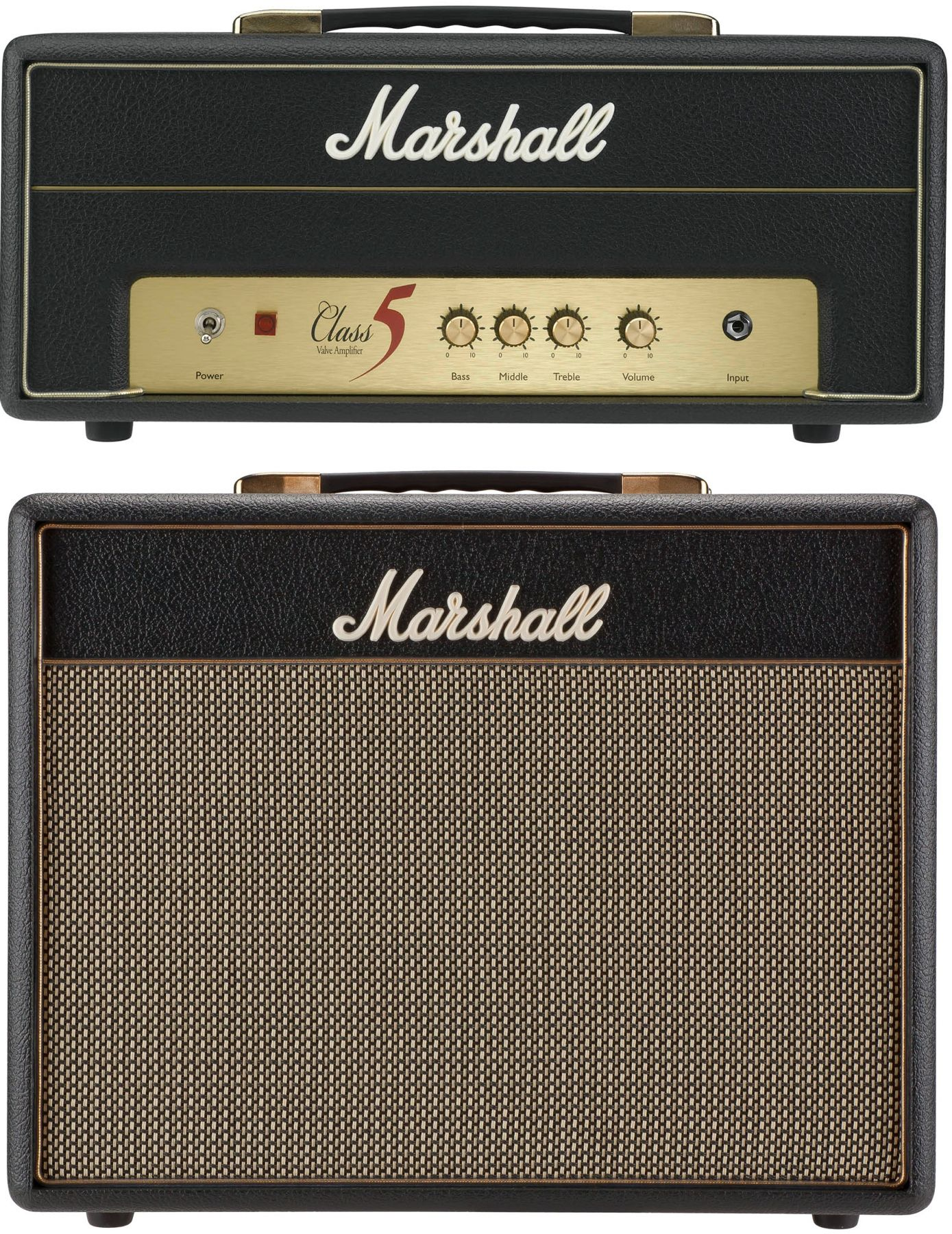 Marshall Class5 Head and C110 Cabinet | Sweetwater.com | Guitars ...