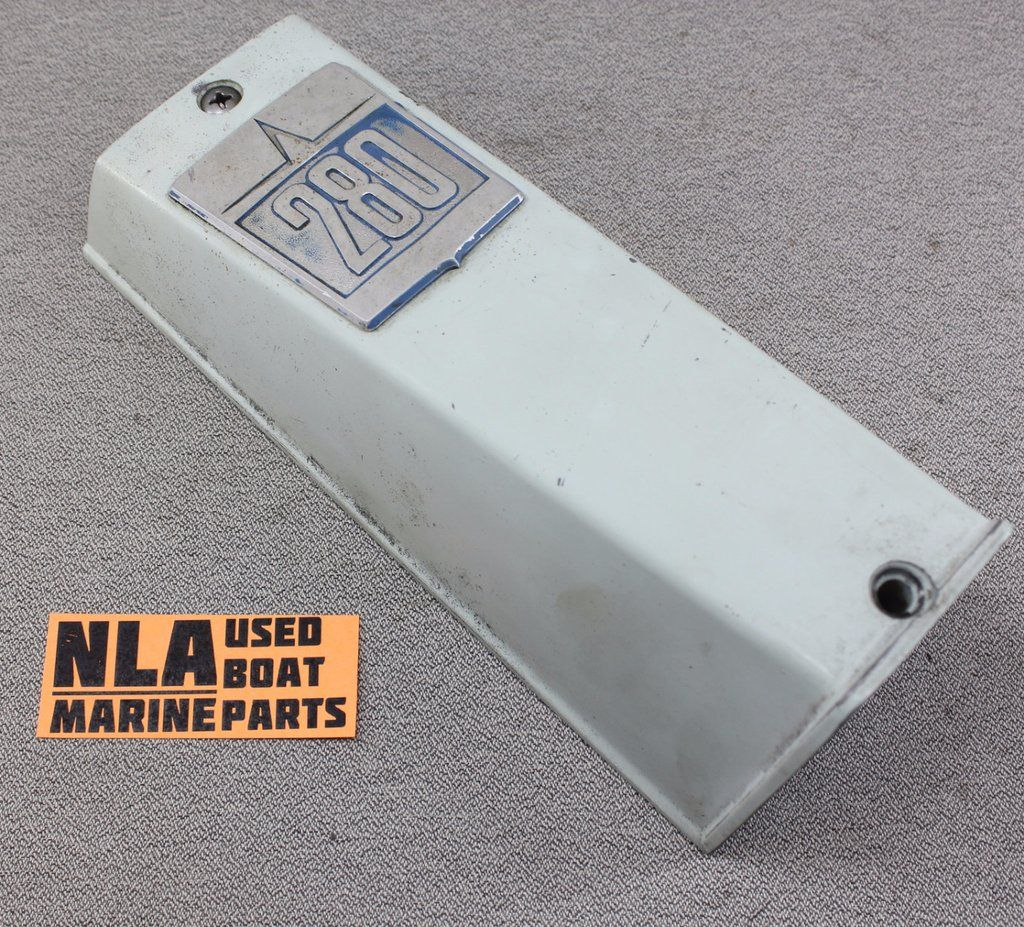 Volvo Penta Sterndrive Upper Gearcase Rear Shift Cover 832570 Aq280 270 290 275 Volvo Used Boats Used Parts