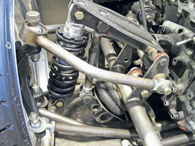 0701st 07 Z1993 Toyota Pickupcustom Suspension 1� Pinterest