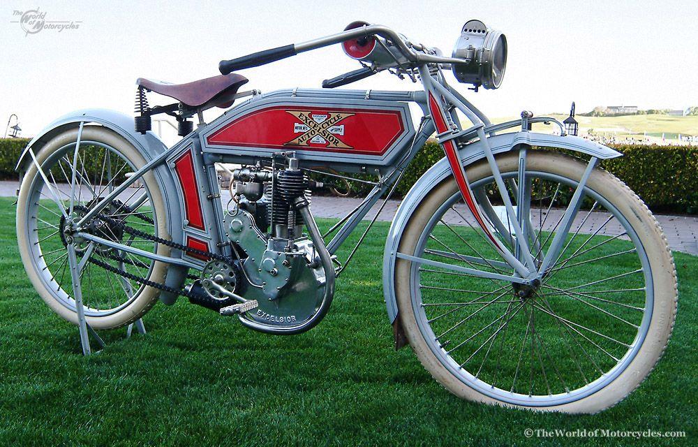 1913 Excelsior Model 4c Ioe Single Vintage Motorcycle Motorcycle Vintage Motorcycle Photos Classic Motorcycles