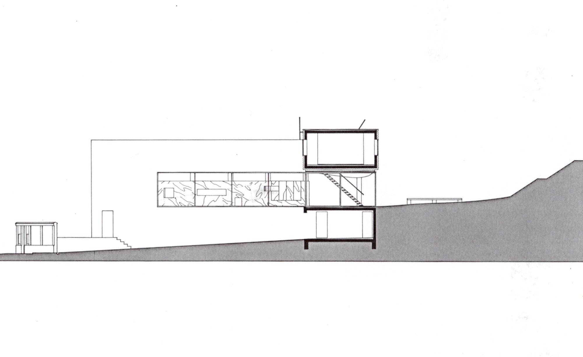 Rem koolhaas villa dall ava paris france 1991 atlas of - Gallery Of Ad Classics Villa Dall Ava Oma 16 Villas Galleries And Classic