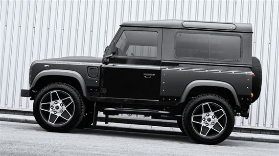 Kahn Design Alloy Wheels Land Rover Defender Land Rover Defender