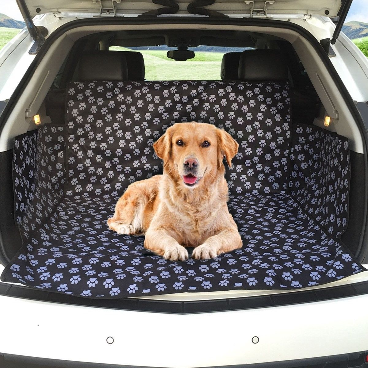 MATCC Kofferraumschutz Hunde Auto Hundedecke Wasserdicht