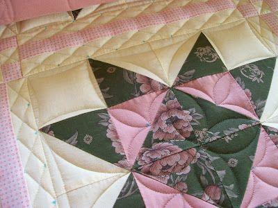 Podunk Pretties: Customer Quilts