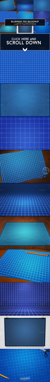 Blueprint psd backdrop textures 400 textures pinterest blueprint psd backdrop textures 400 malvernweather Choice Image
