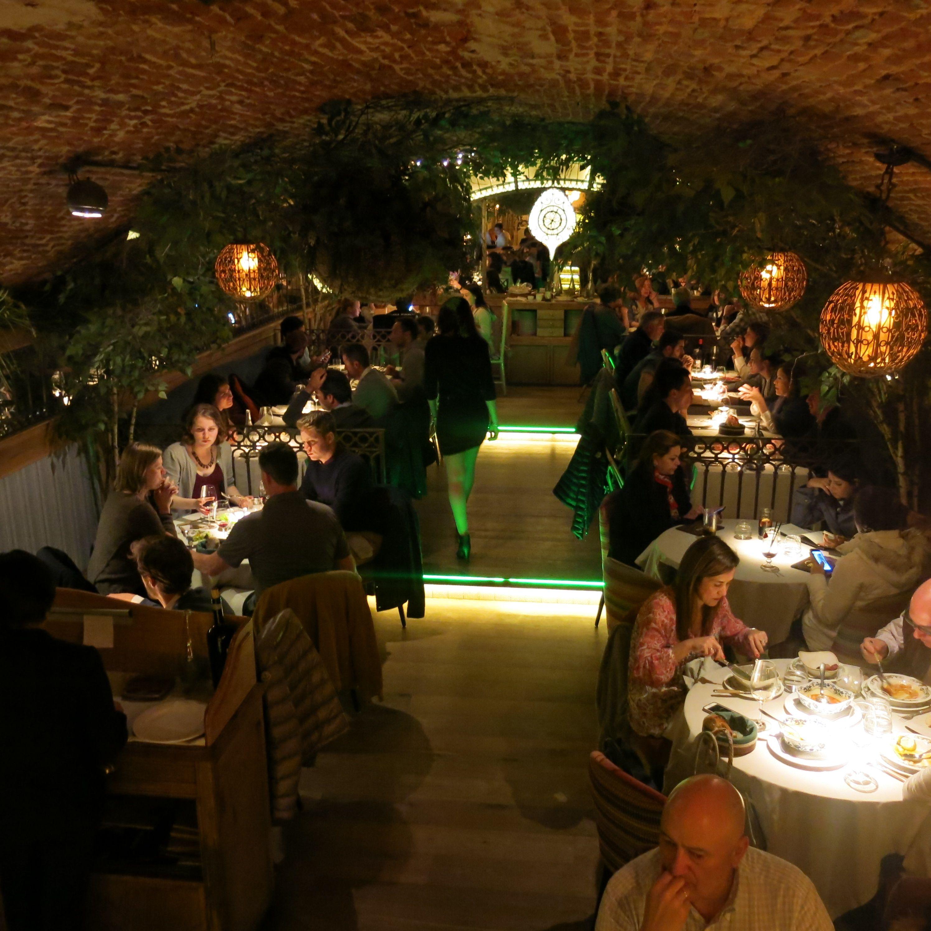 Xo Madrid Guera Photo Restaurante Ultramarino Quintin Madrid
