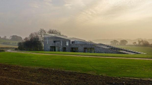 Modern Country House On Rothschild Estate Wins Major Award HousesEnglish FarmhouseLife