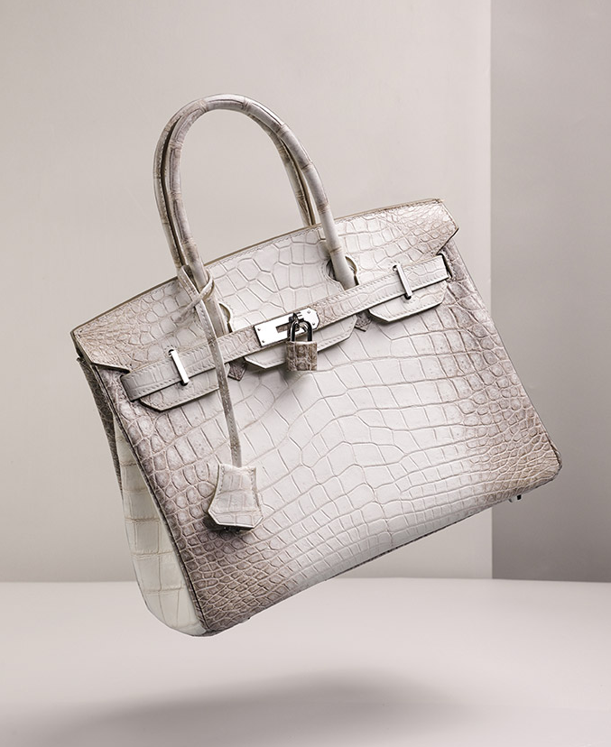 Special Offer! Luxury Genuine Alligator Handbag | Kongelige