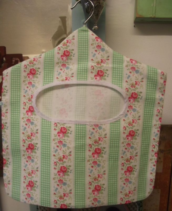 I want to make this oil cloth clothespin bag! | Sewing projects ...