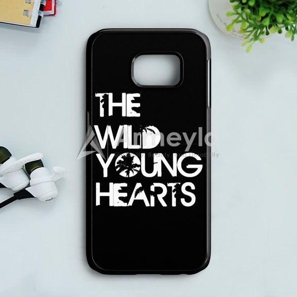 The Wild Young Heart Samsung Galaxy S7 Edge Case | armeyla.com