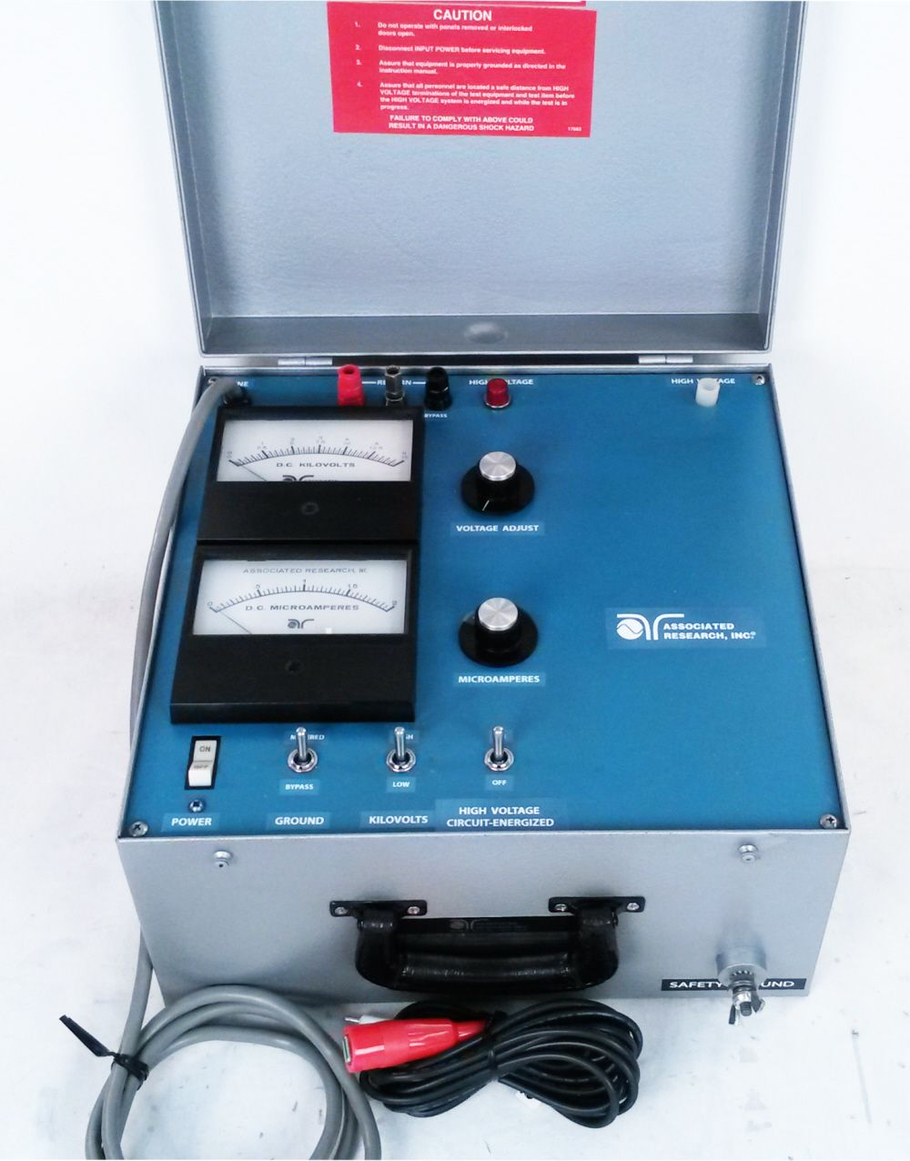 Associated Research 5220a For Sale 1350 00 In Stock Accusource Electronics Refurbished Electronics Electronics Research