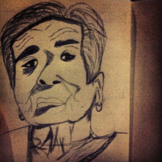 Grandma ilustración abuela