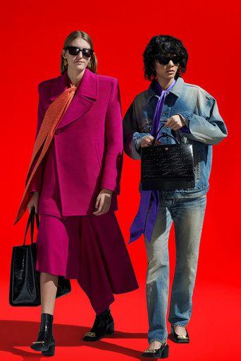 2019 Pre-Fall-Balenciaga Runway   Collection (Fashion Show