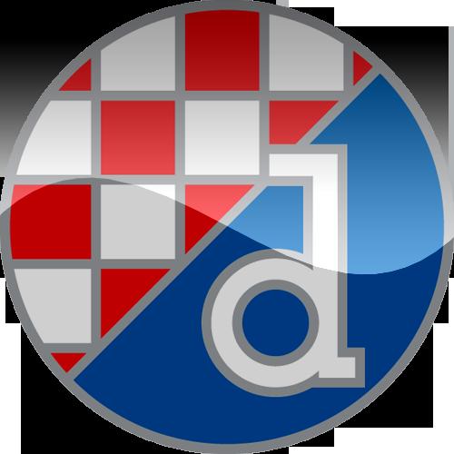 Nk Dinamo Zagreb Croatia Logo S Symbolen