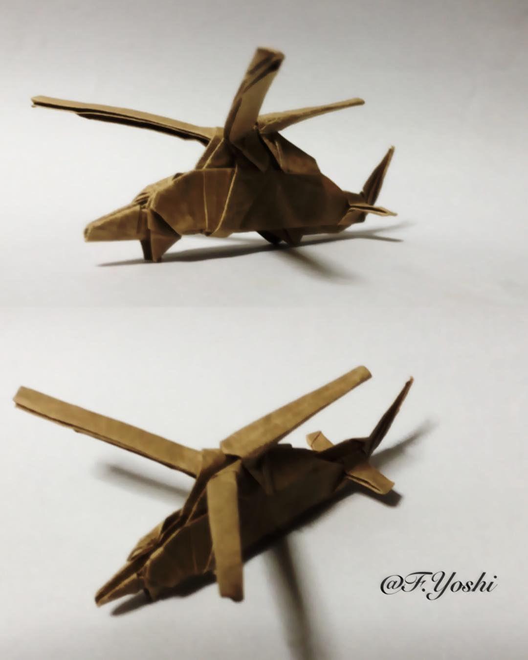 title������ helicopter designhiroshi kominami origami