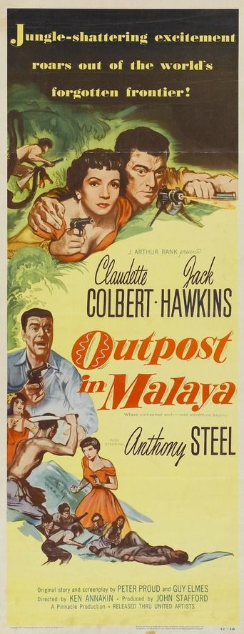 Outpost in Malaya (1952)