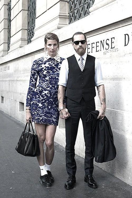 Veronika Heilbrunner & Justin O'Shea