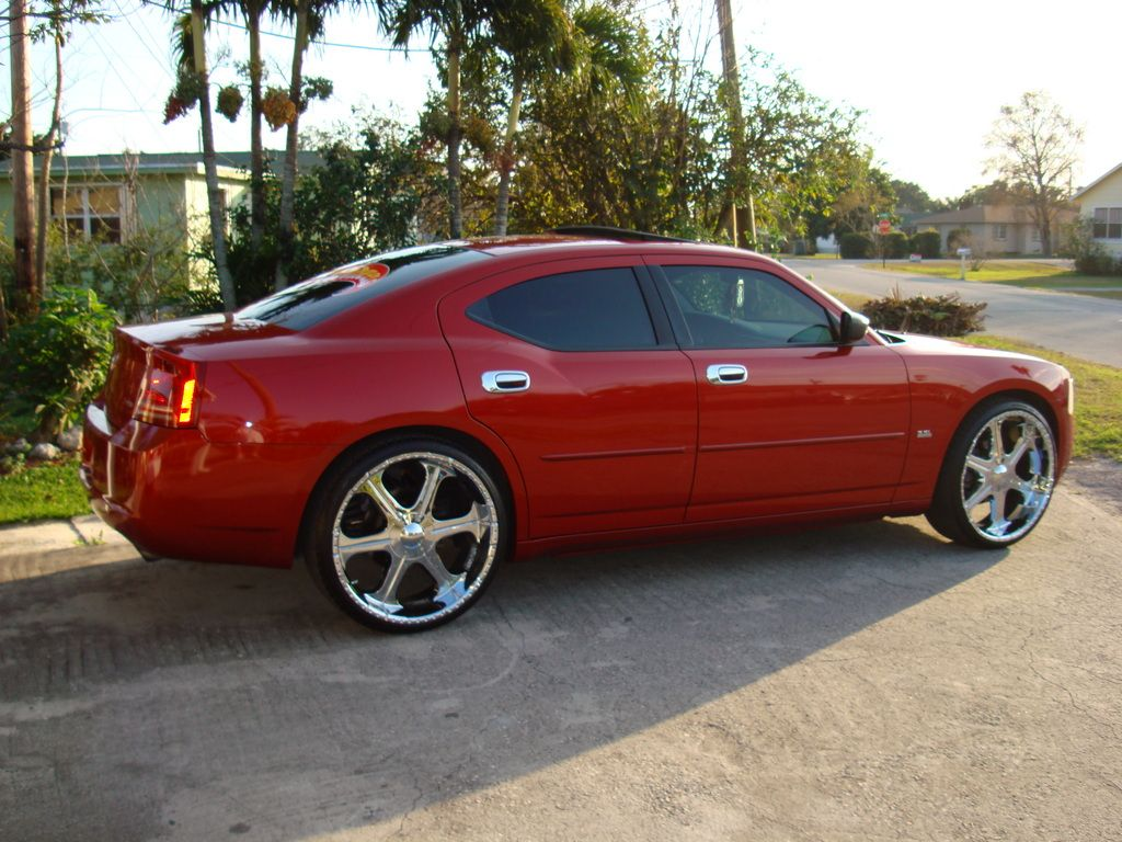 2007 dodge charger custom paint | 2007 Dodge Charger