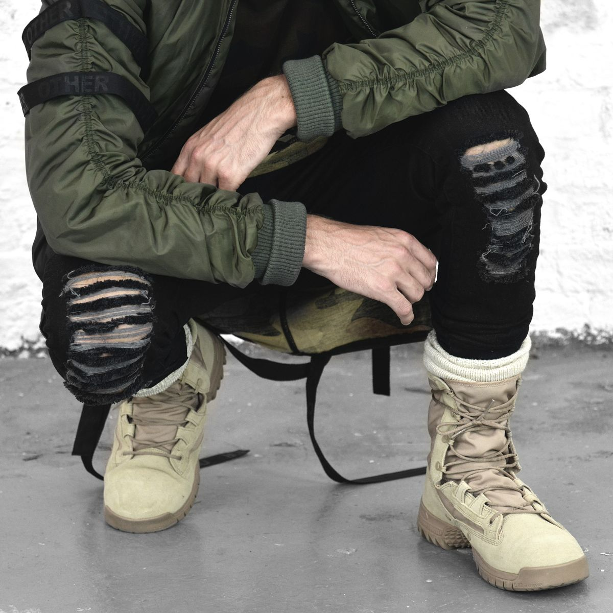 Defiance X Nike Sfb Editorial We Have Style Also