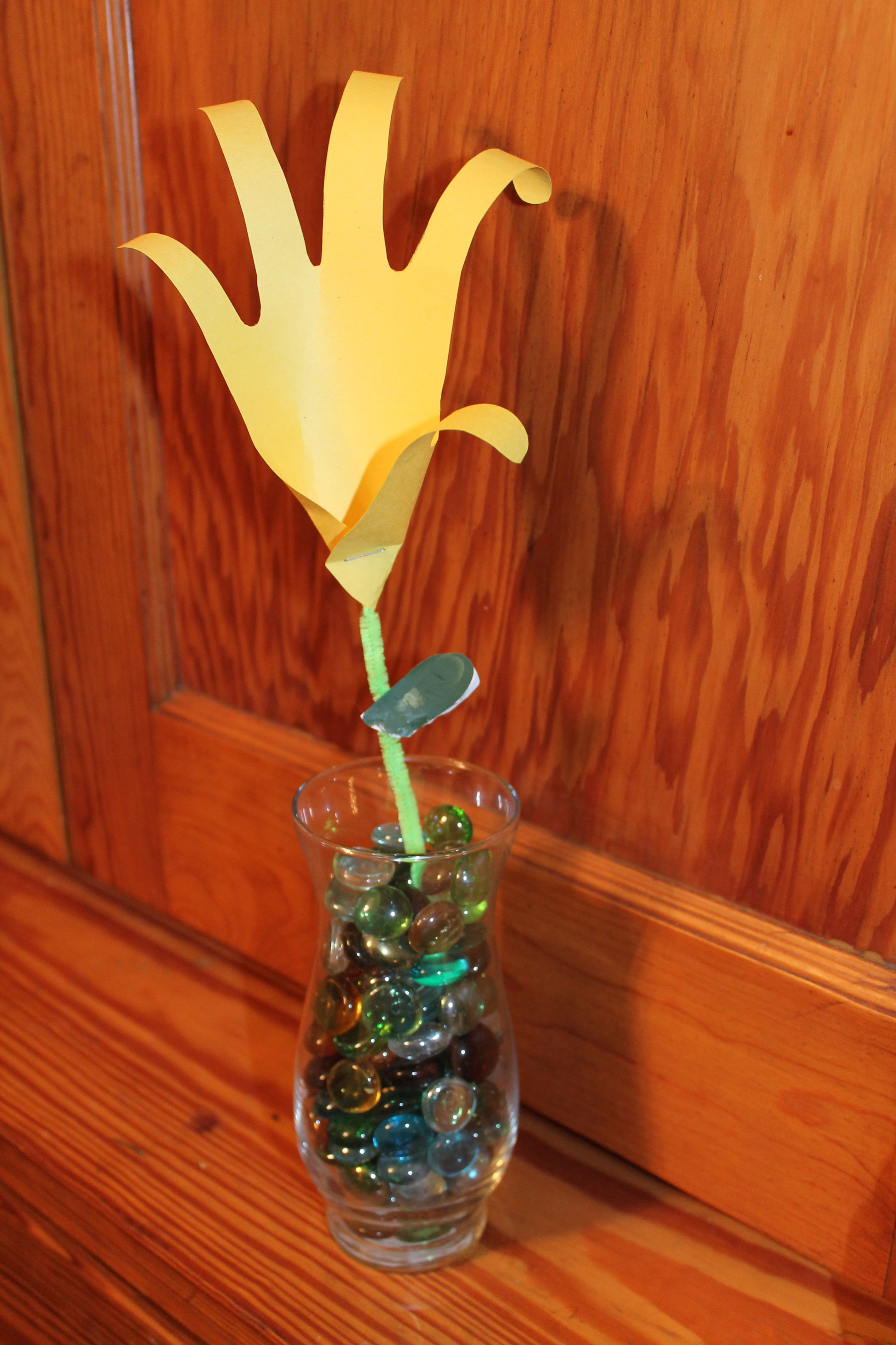 child made center pieces - Google Search