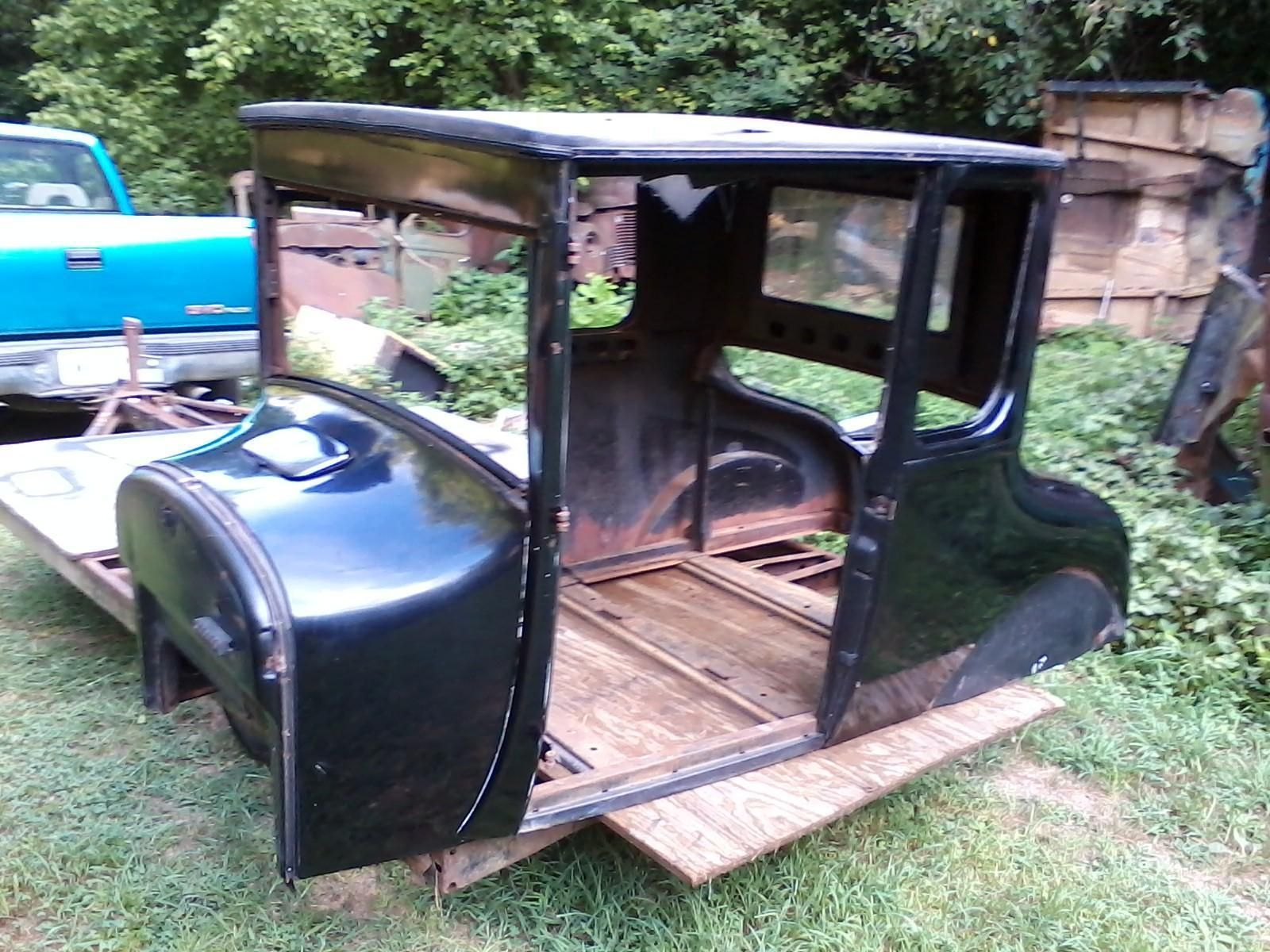 Model t ford parts