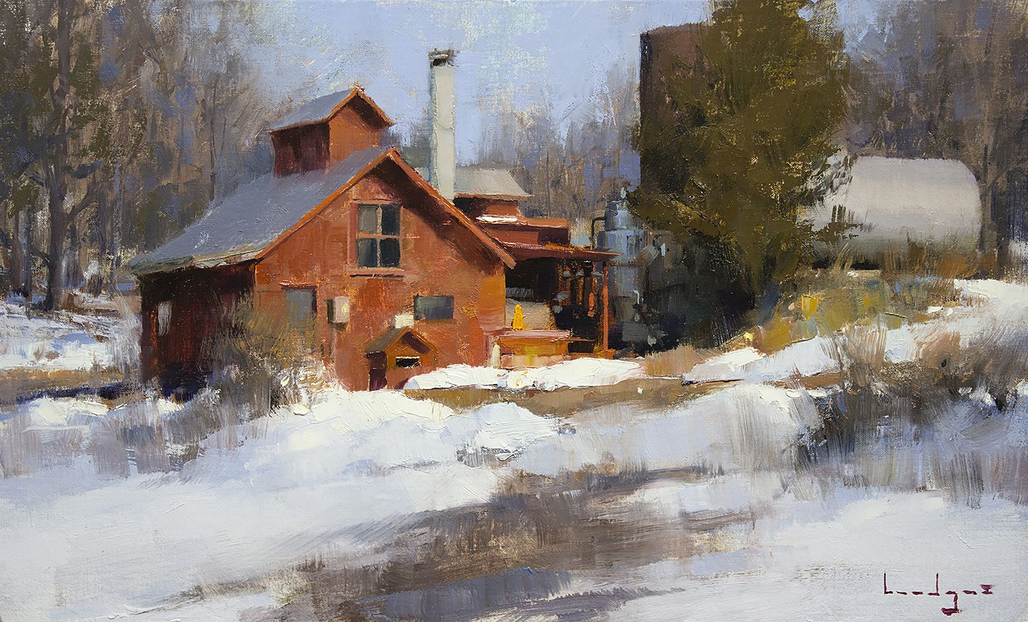 Mark Boedges Artist Vermont