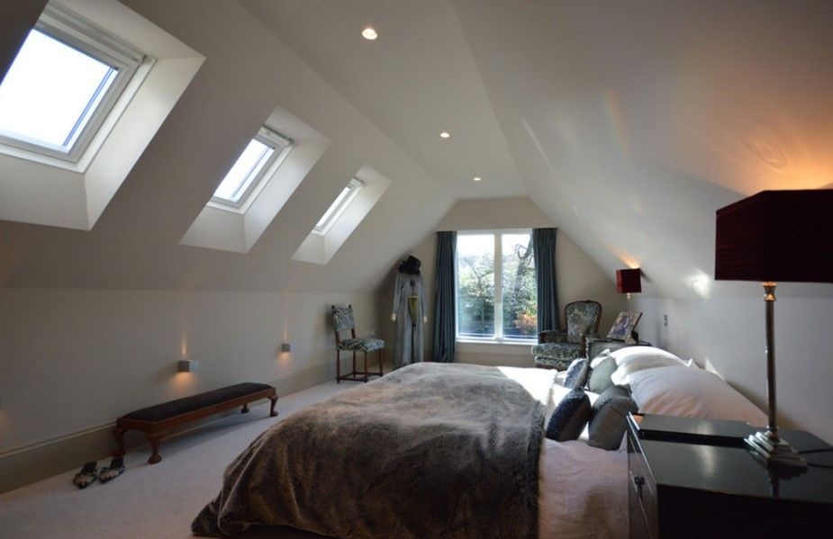 Attic Bedroom Ideas With Various Theme And Concepts Inspirasjon