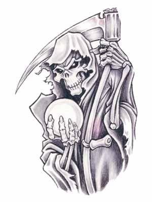 Reaper By Reaper213 On Deviantart Tattoo Ideas