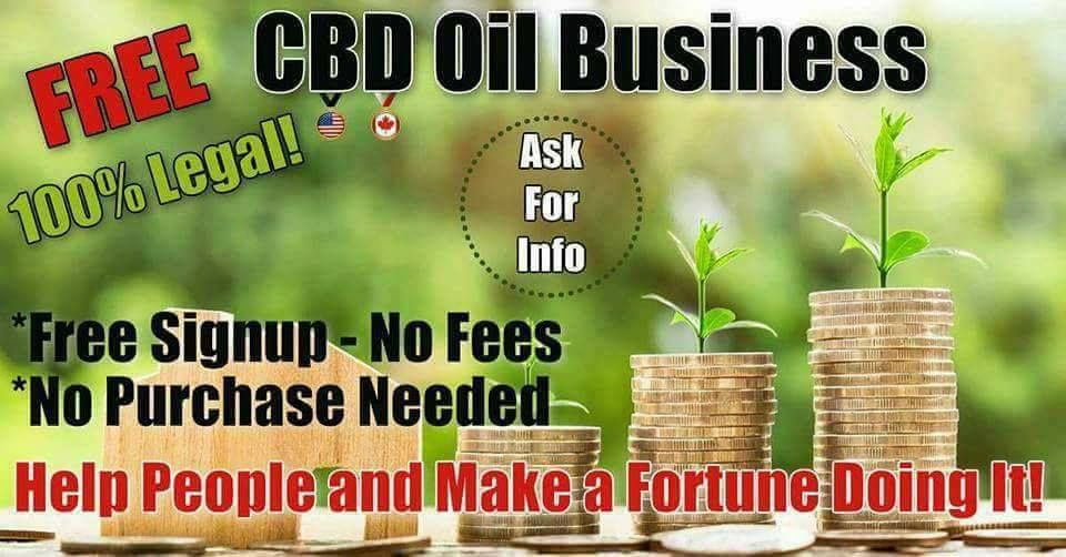 For those looking to make extra money, it is FREE to become an Associate. http://claudettekeith.myctfocbd.com/cbd