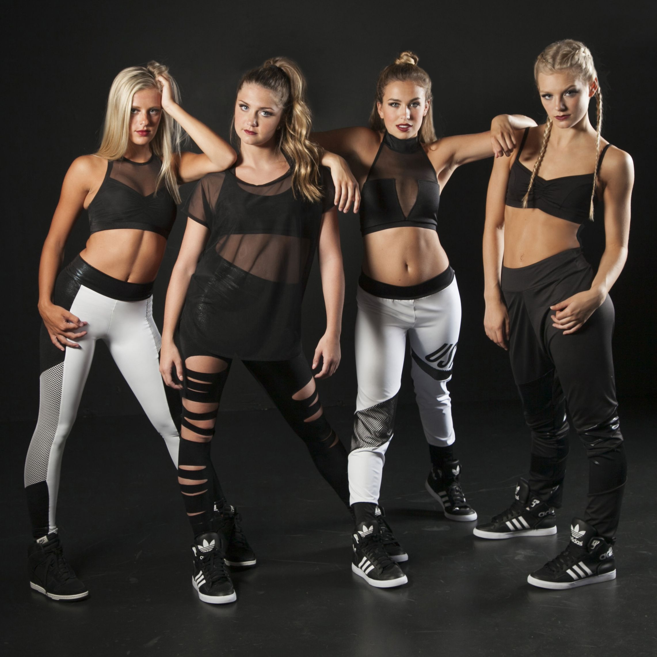 Top 9 Hip Hop Dance Costume Trends - Check out the full list on The Line