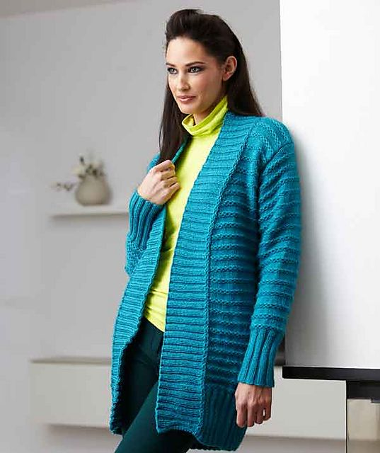 Ravelry: S8637 Ladies\' Jacket pattern by Schachenmayr | Oooh Ahh ...