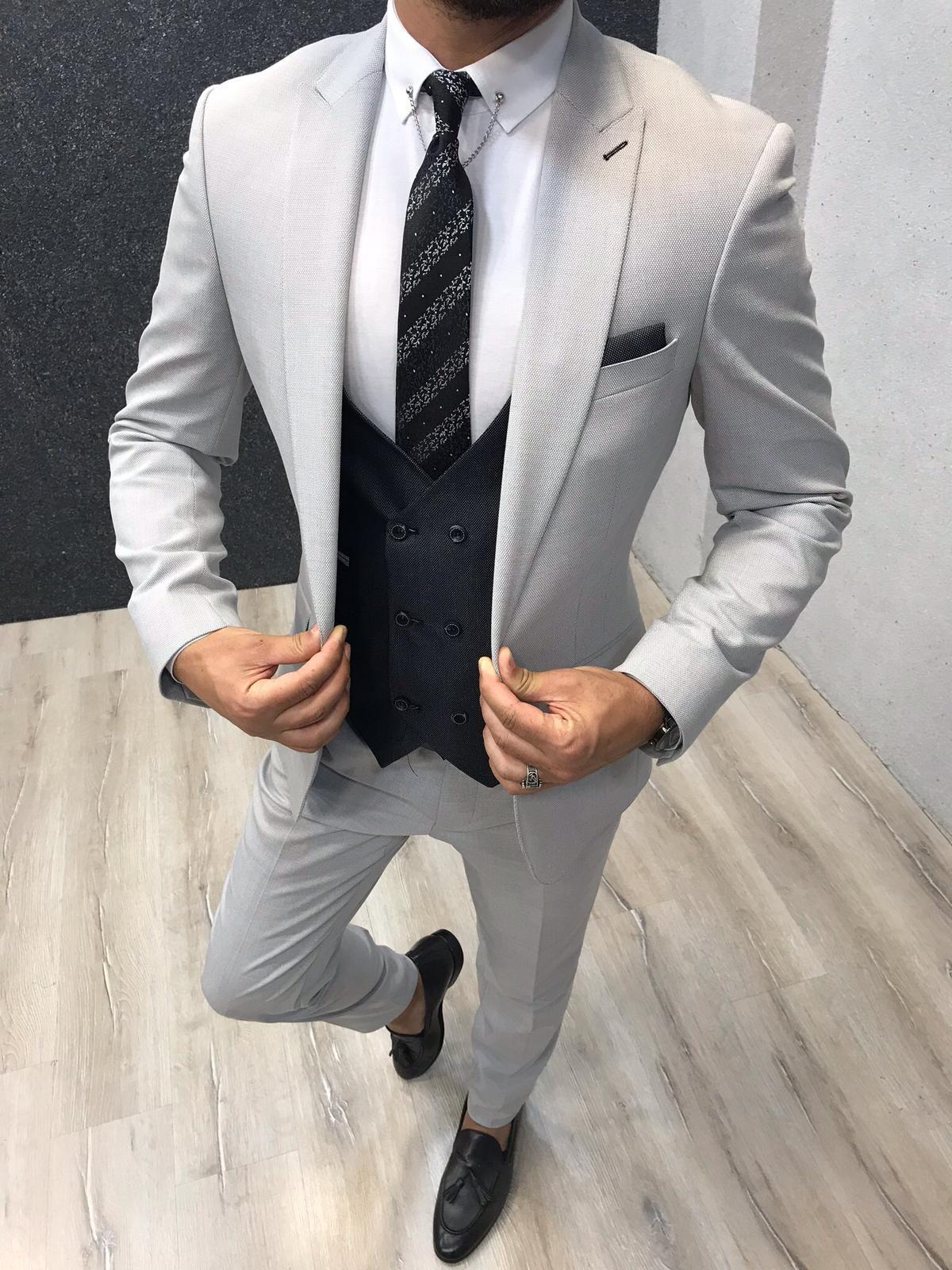 Macr Slim Fit | Мужские костюмы, Мужской стиль, Мужской костюм