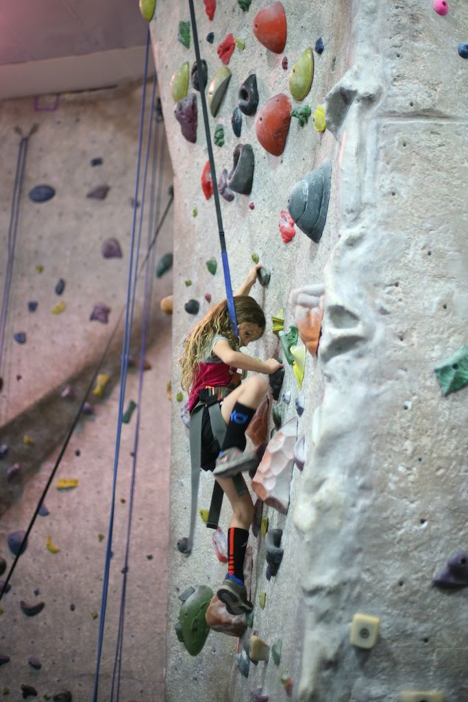 Why you should have a rock climbing date with your