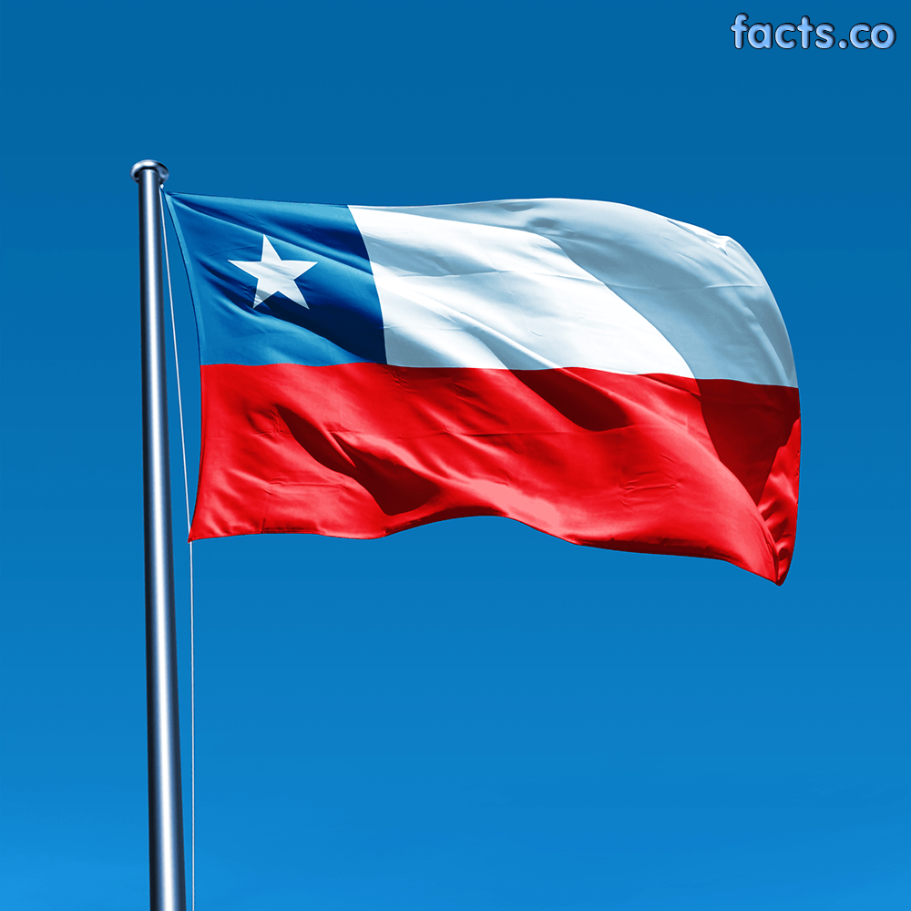 Chile flag chile beautiful country pinterest chile flag chile flag biocorpaavc Images