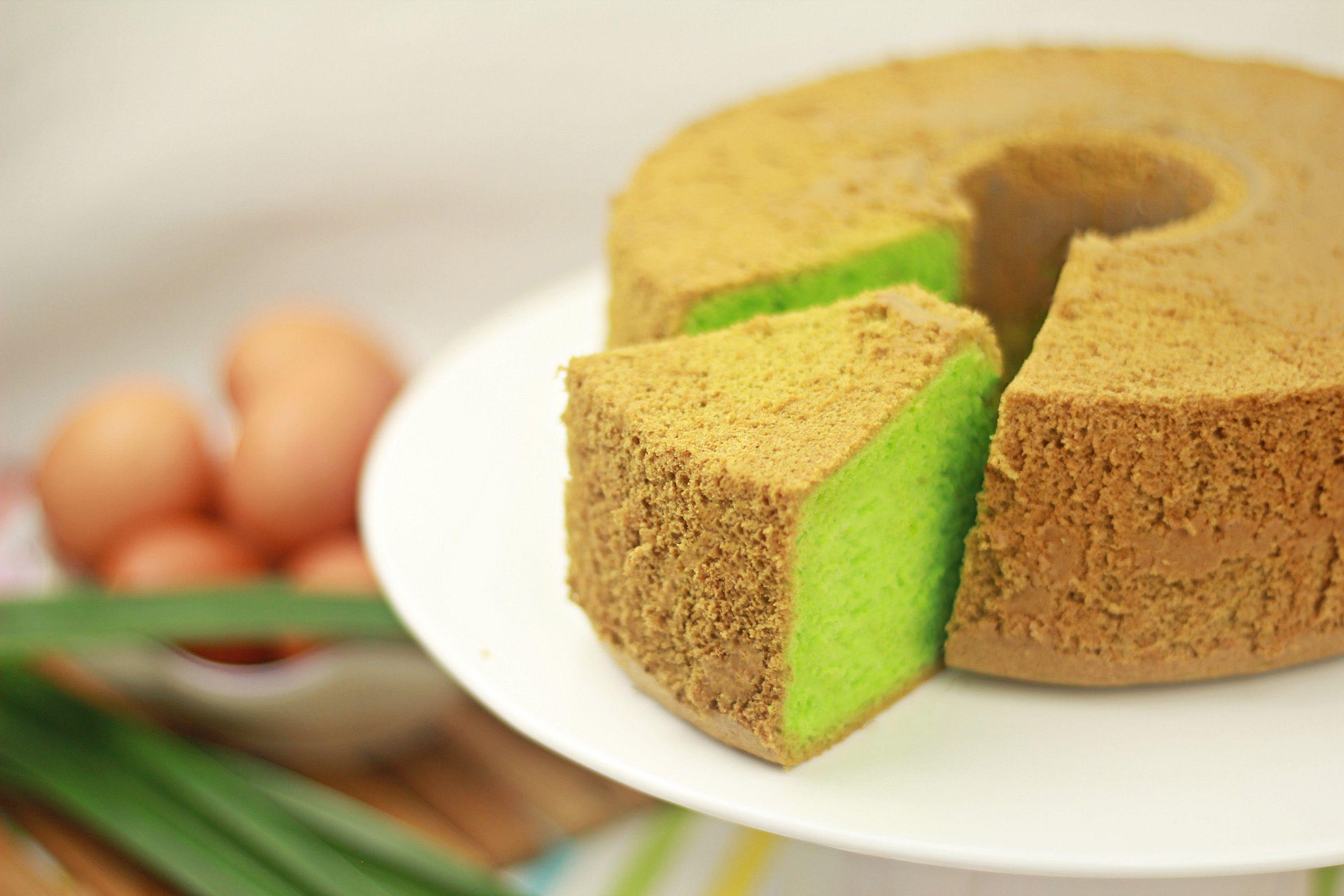Pandan Chiffon Cake Recipe Pandan Cake Pandan Chiffon Cake Chiffon Cake