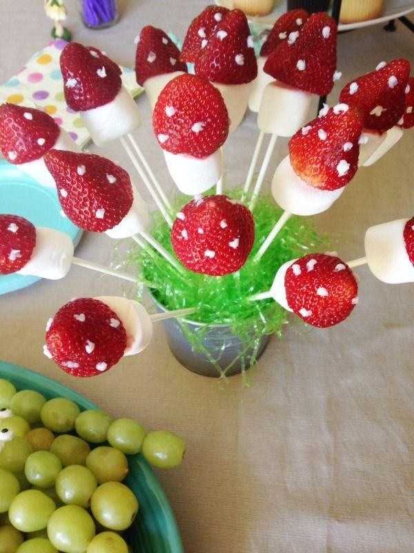 Woodland Fairy Party Supplies | Courtney shower! | 1st birthday party supplies, Wedding snacks