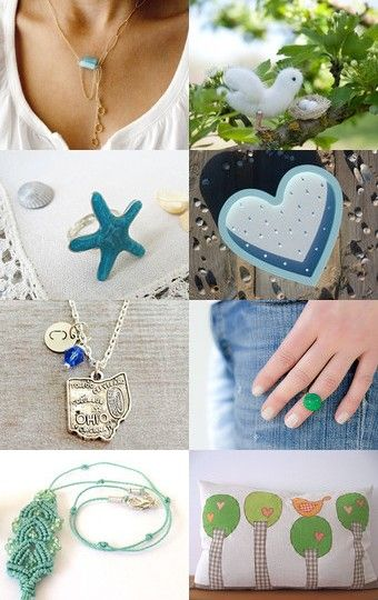 Waiting for the summer by Irina and Margarita on Etsy--Pinned with TreasuryPin.com