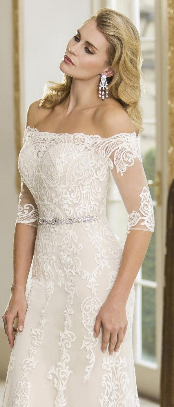 True bride wedding dresses collection page of lace