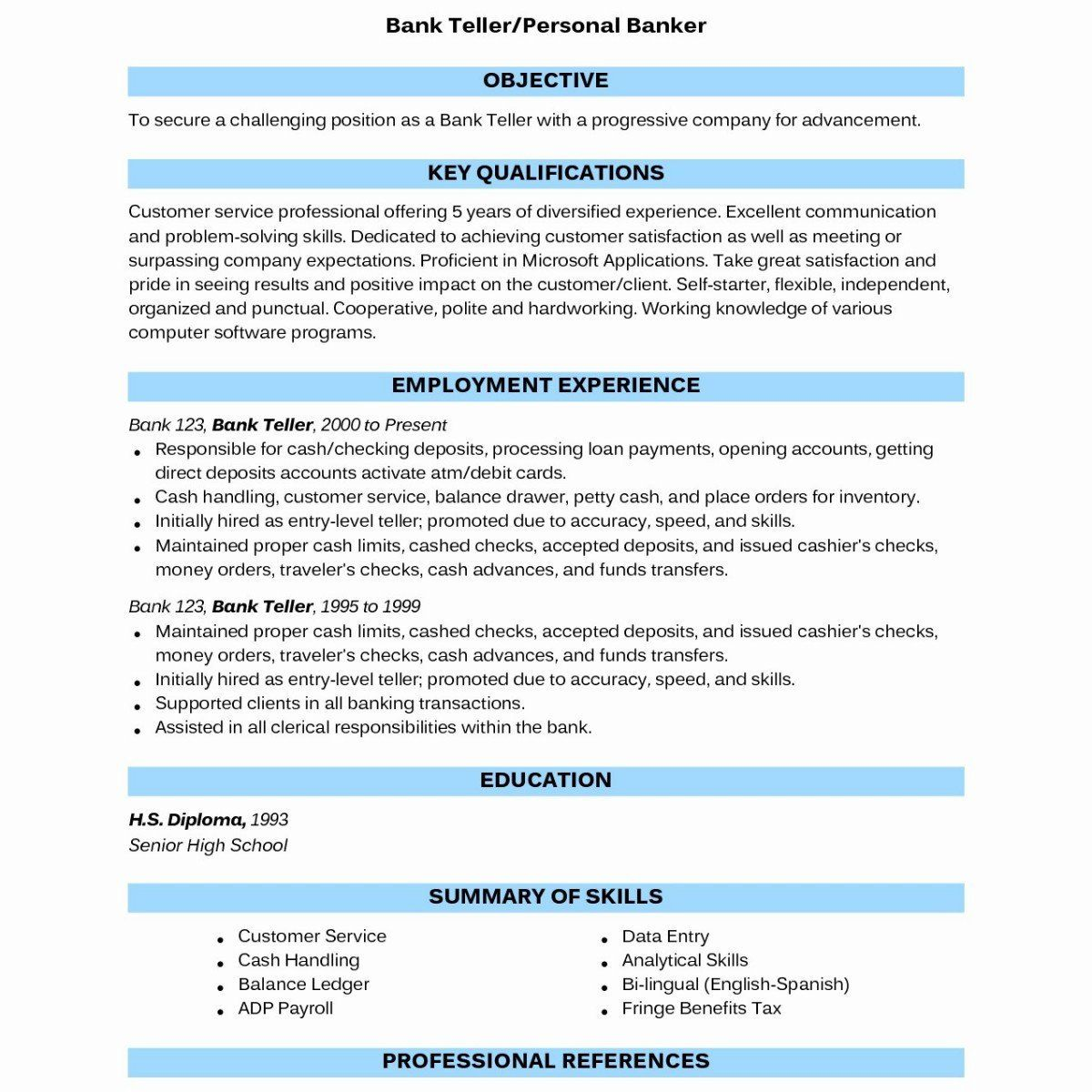 39+ Personal trainer resume bullet points trends
