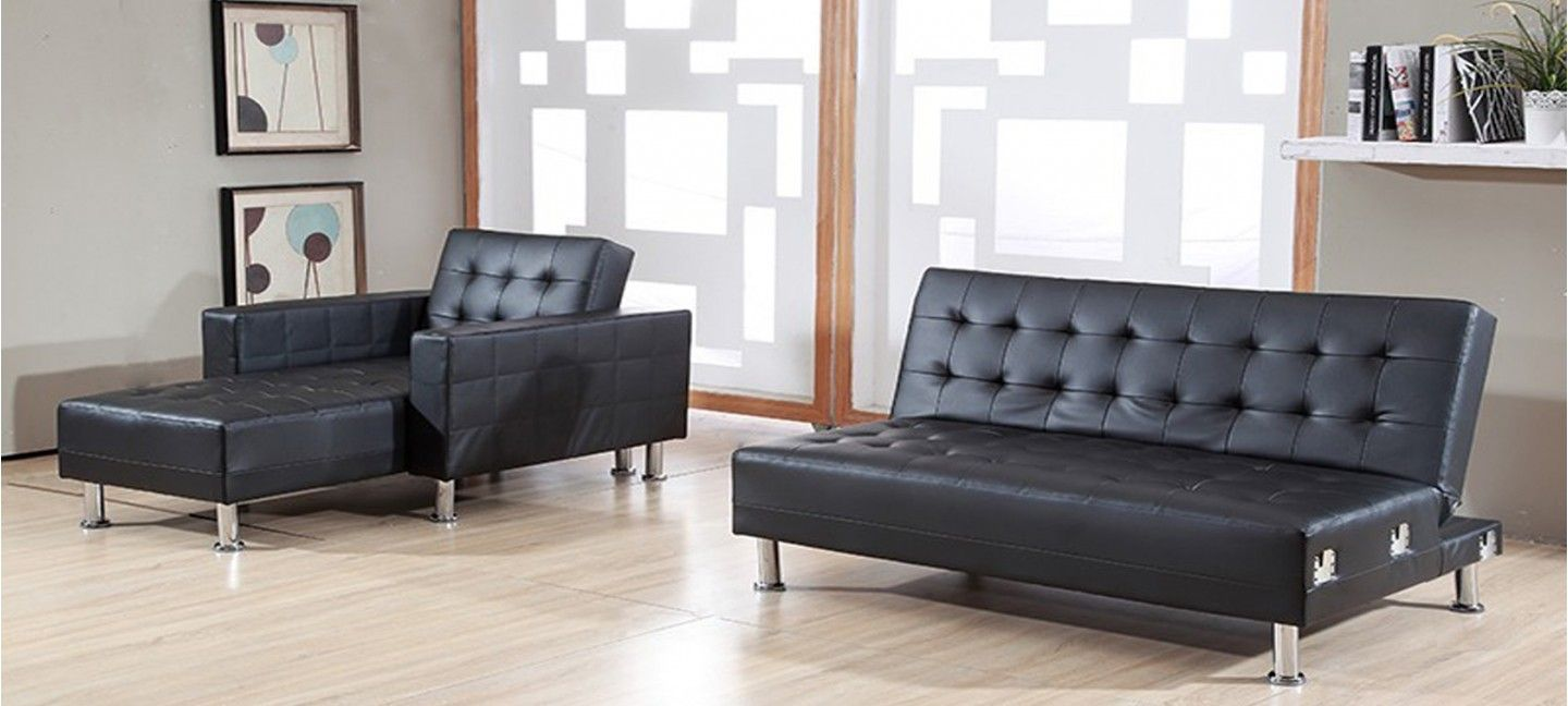 Astonishing 2018 Best Black Leather Sofa Beds Luxury Elegance And Alphanode Cool Chair Designs And Ideas Alphanodeonline