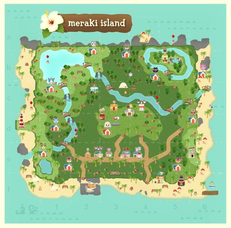 My Own Island Design Just An Idea Ac Newhorizons En 2020